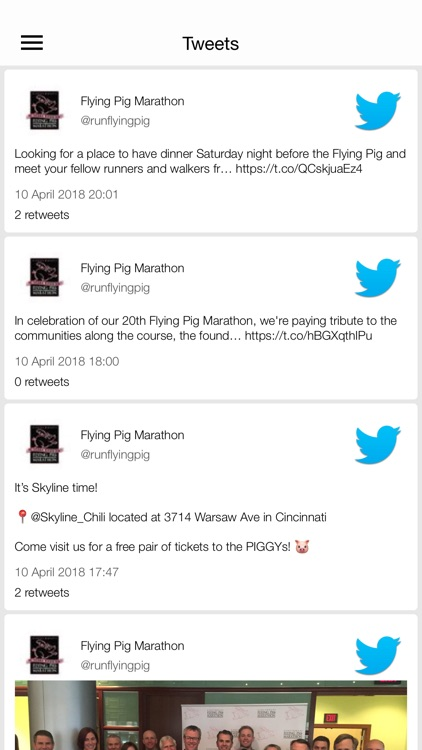 Flying Pig Events screenshot-3