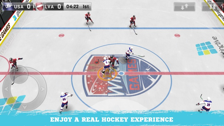 Hockey Classic 16 screenshot-3
