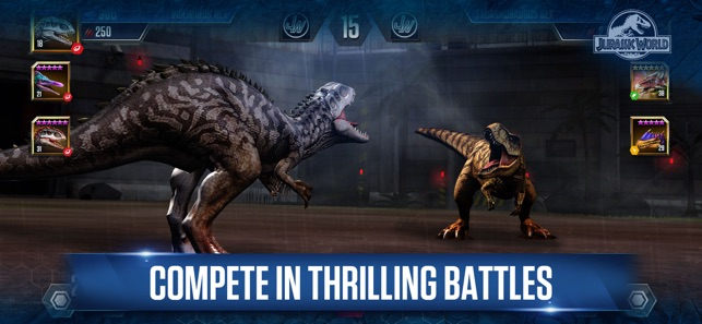 Jurassic world the game on the app store gumiabroncs Choice Image
