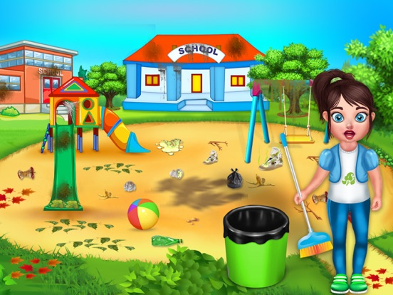 Baby School Cleaning screenshot 7