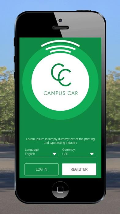 Campus Car Rider Screenshot