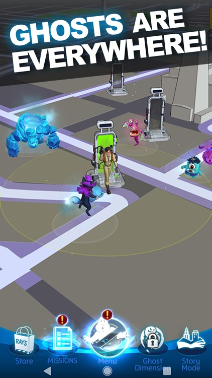 Ghostbusters World screenshot-4