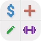 通貨換算 - 単位変換の計算機 icon