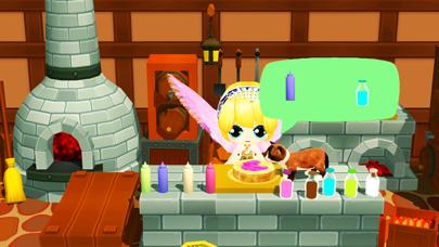 Princess Cute Kitten