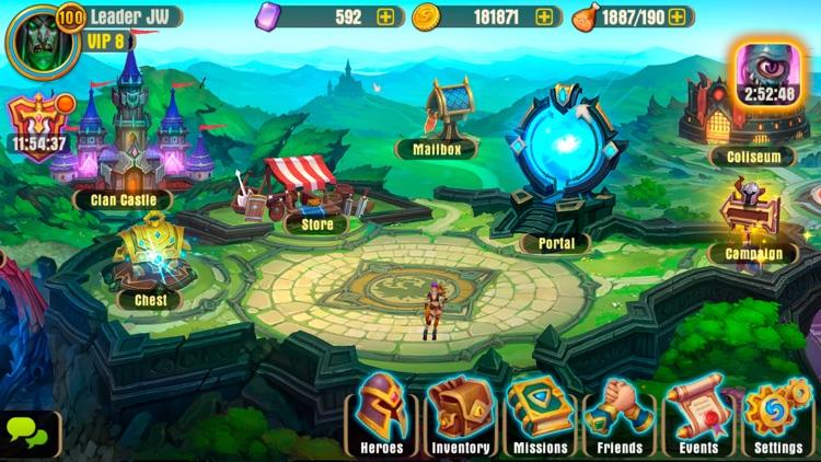 Juggernaut Wars – Action MOBA screenshot-5