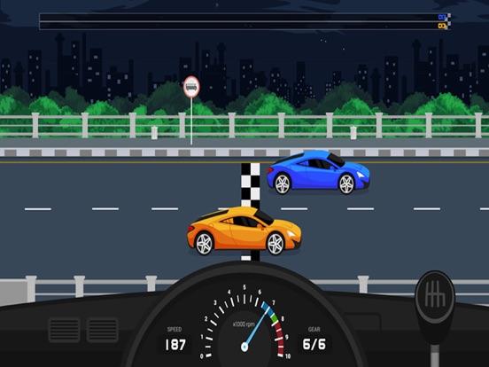 Drag Racing 2D screenshot 9