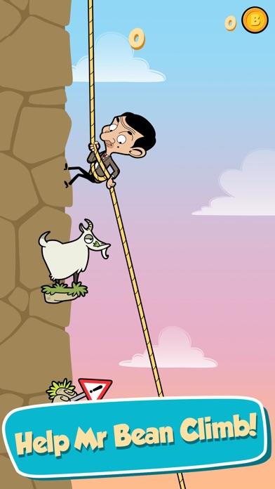 Mr Bean - Risky Ropes Screenshot 1