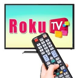 Mirror for Roku TV & Remote