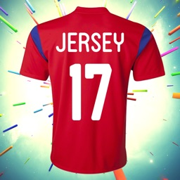 Make My Football Jersey