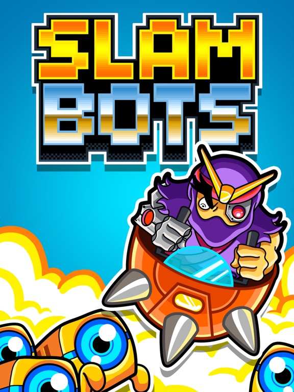 SlamBots Screenshots