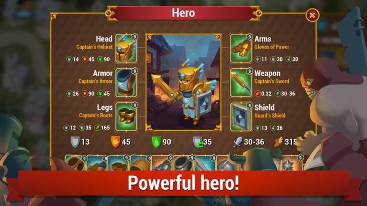 Syndicate Heroes TD