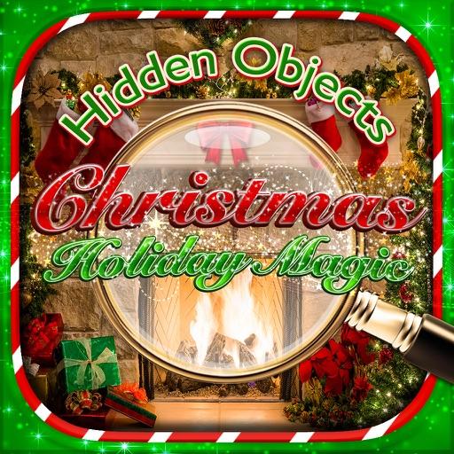 Hidden Objects Christmas Magic Celebration Time