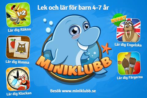 Miniklubb (SE) - náhled