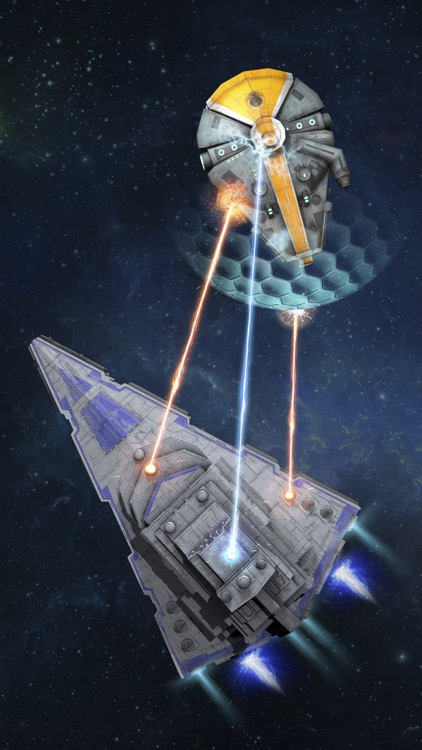 Space Arena: Build & Fight MMO