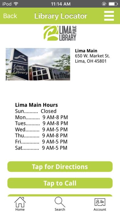 Lima Library screenshot-4