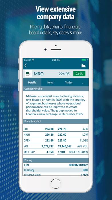Vox Markets screenshot four