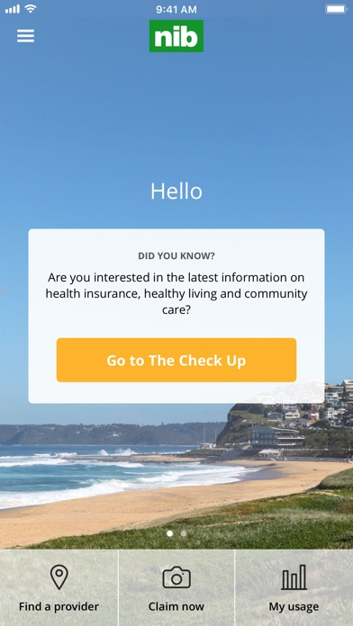 Download nib Health Insurance for Pc