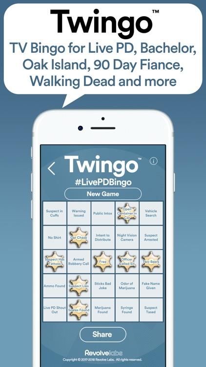 Twingo Bingo