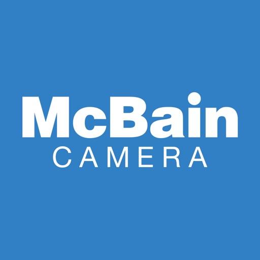 McBain Camera Photo Printing iOS App