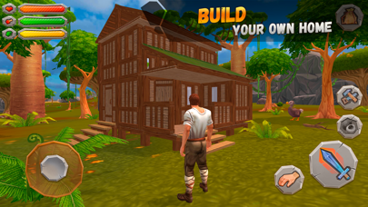 Jurassic Survival Island 2 Screenshot on iOS
