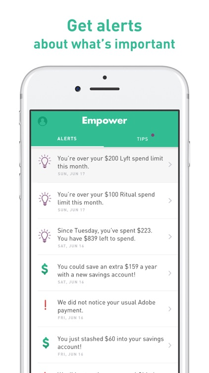 Empower - Banking & Budgeting screenshot-4