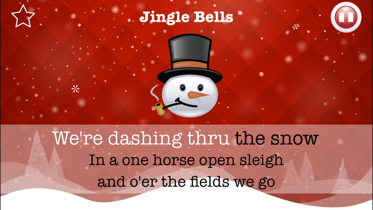 Sing Along Christmas Carols screenshot-3