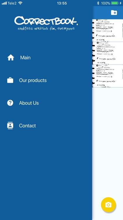 Correctbook PDF Scan app screenshot-7