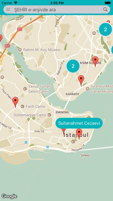 Screenshot for Unutma İstanbul in Azerbaijan App Store