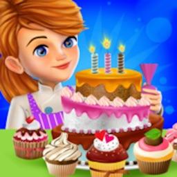 Birthday Party Cake Maker