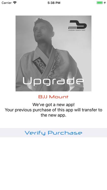 BJJ: Mount