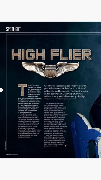 Total Film Magazine screenshot-6
