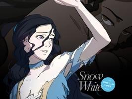 Untold Love Snow White Sticker