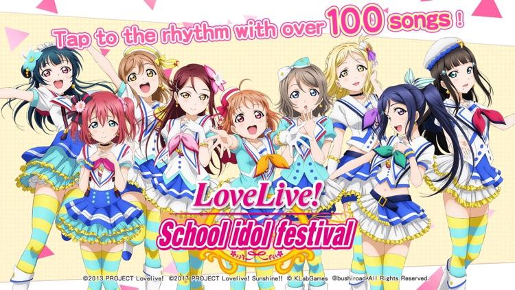 Love Live!School idol festival screenshot-0