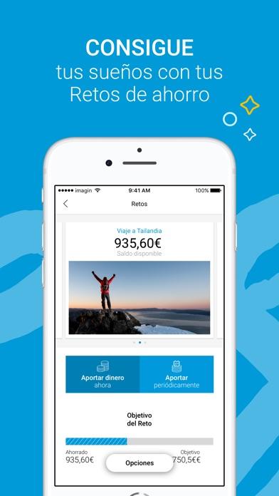 download imaginBank - Tu banca móvil apps 3