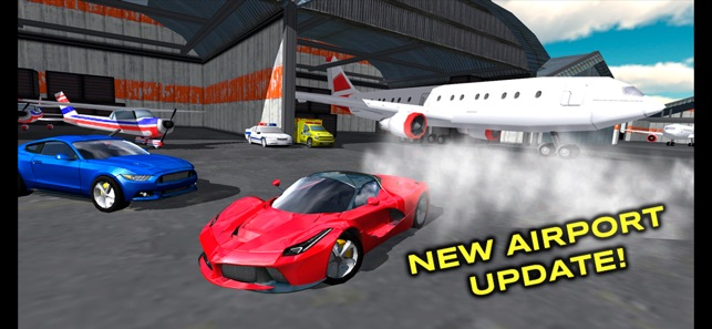 Extreme Car Driving Simulator On The App Store
