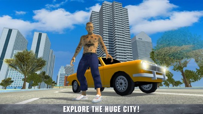 Gangster Sim - City Crime Life screenshot one