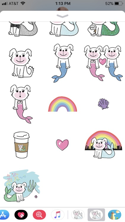 Merdoggo Sticker Pack! screenshot-3