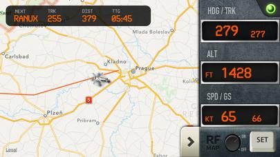 RemoteFlight MAP screenshot two