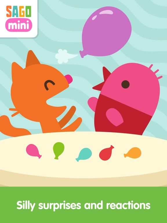 Sago Mini Friends screenshot 8