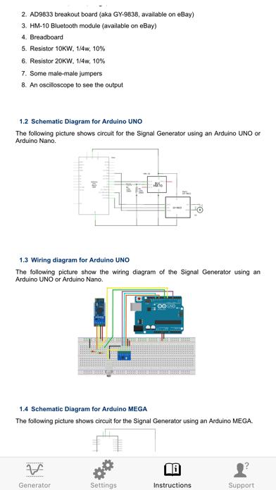 Arduino Signal Generator   App Price Drops