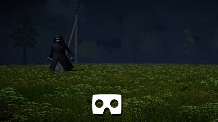 VR Horror in the Forest screenshot-3