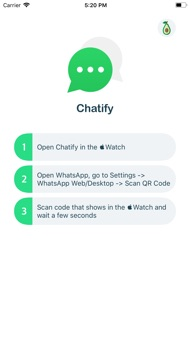 Chatify for WhatsApp iphone images
