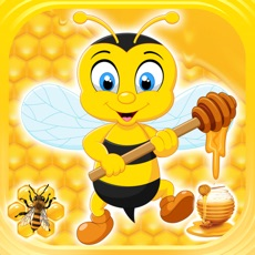 Activities of Flying Bee Honey Action Game