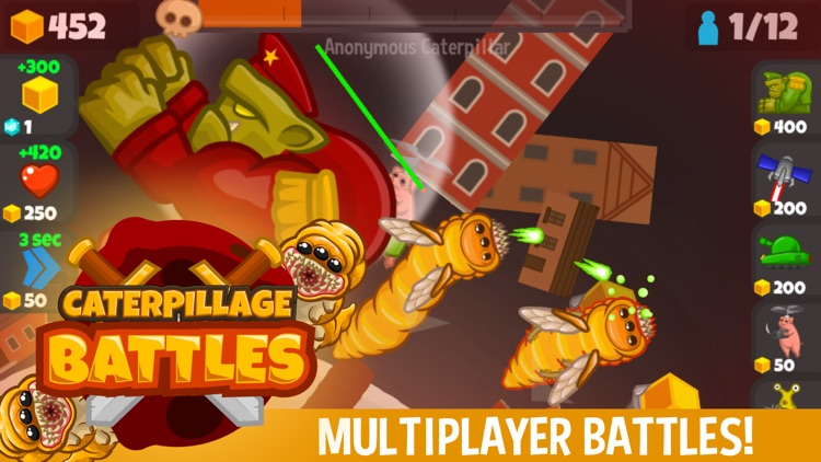 Caterpillage screenshot-1