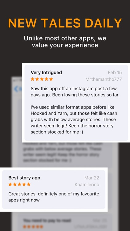 Tale - Daily Chat Stories screenshot-4
