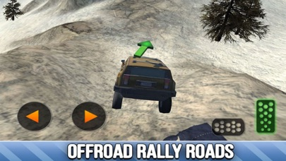 Jeep Mountain Hill Driver Cup screenshot 3