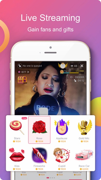StarMaker-Sing Karaoke Songs Screenshot