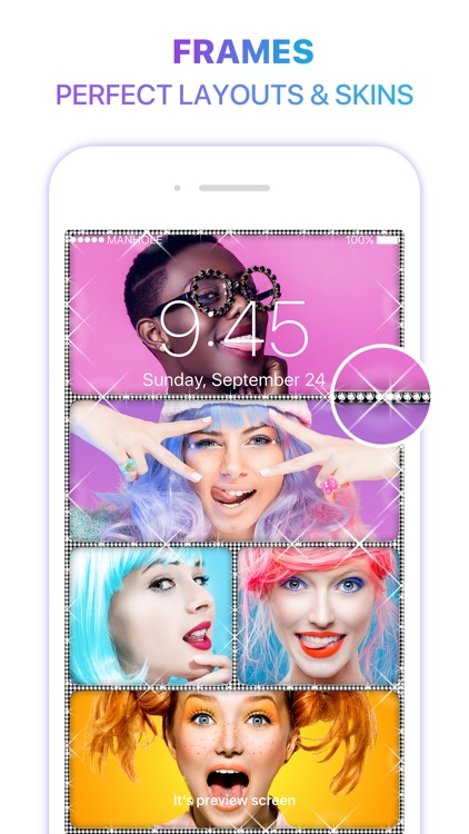 Magic Screen Customize Your Lock & Home Wallpaper