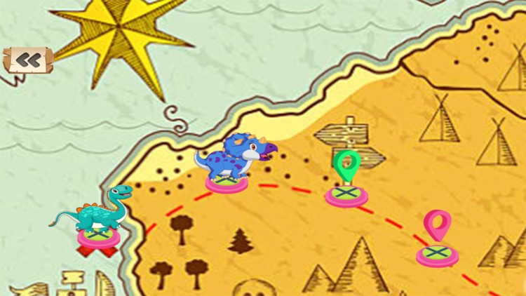 Dinosaurs Quest Bone Digging screenshot-3