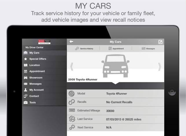 High Quality  DCH Brunswick Toyota Na App Store